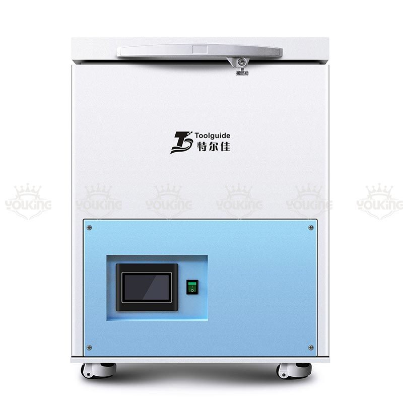 Factory Offer Mobile Lcd Screen Separating Machine Freezer For Lcd Touch Screen Glass Separate
