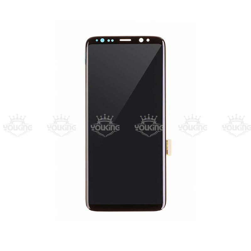 For Samsung S8 OLED LCD Display And Touch Screen Digitizer Assembly Replacement