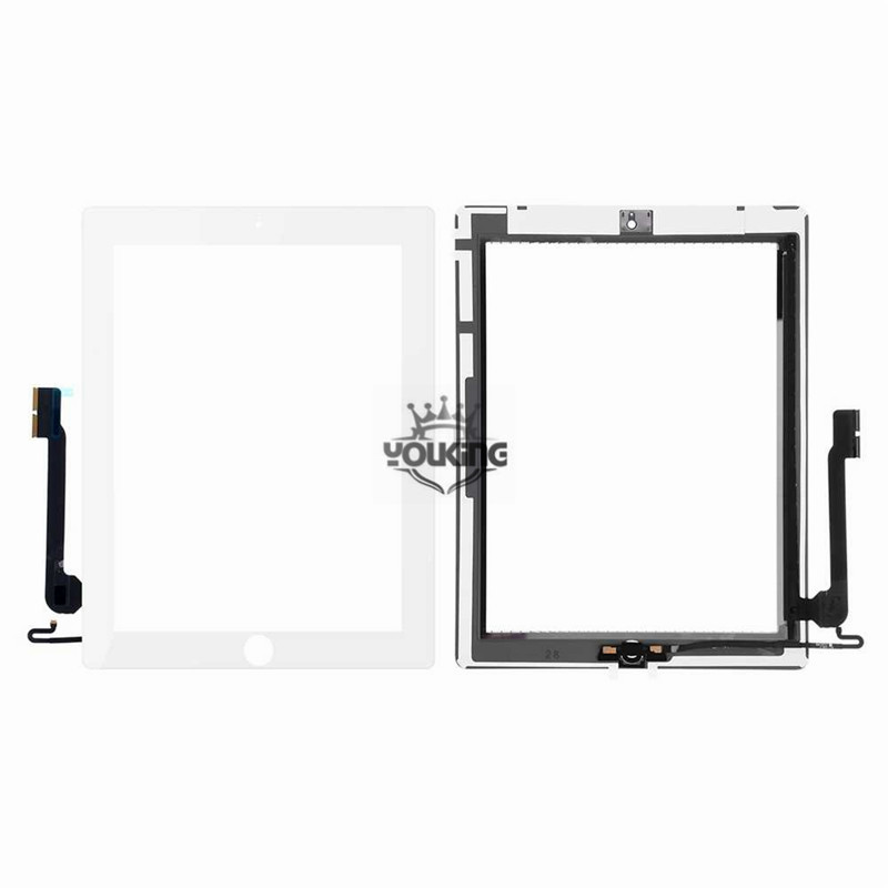 For Ipad 4 touch screen Digitizer replacement
