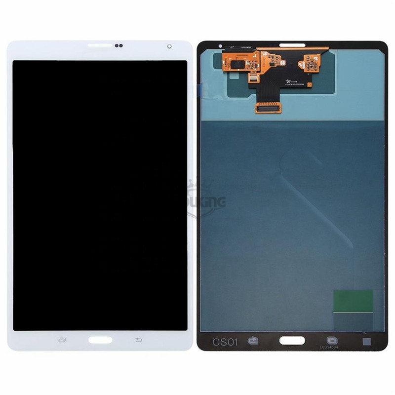 Factory Prices For Samsung Galaxy Tablet SM T705 LCD With Touch Screen Digitizer Assembly