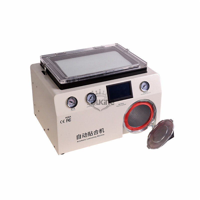 2 in 1 Vacuum LCD Laminating and Bubble Removing Machine