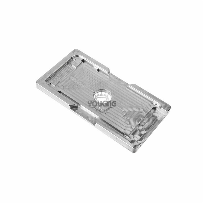 Aluminum Alignment Mold For Glass With Frame Assembly For iPhone 7