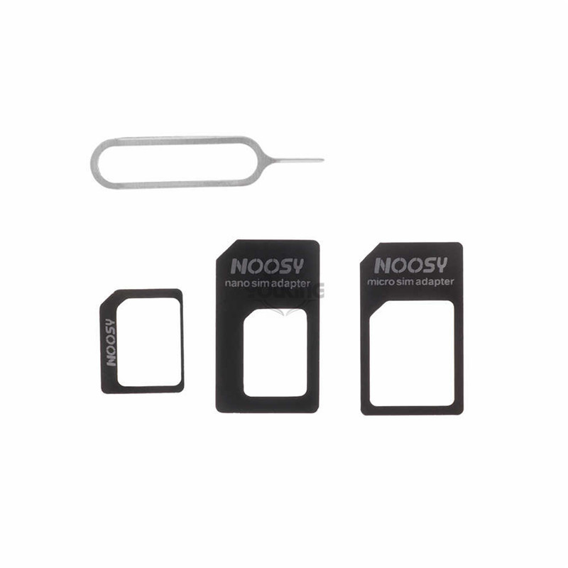 4 in 1 SIM Card Adapter Set