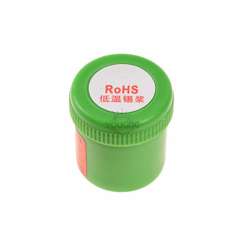 Low Temperature Lead - free Solder Paste