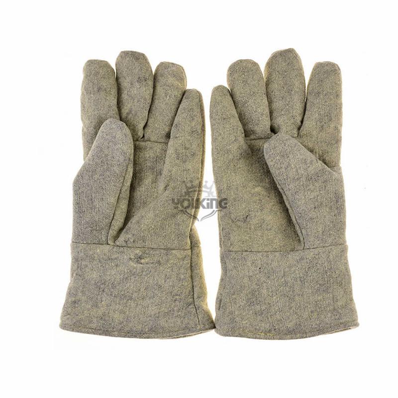 Anti-Heat Gloves for mobile repair