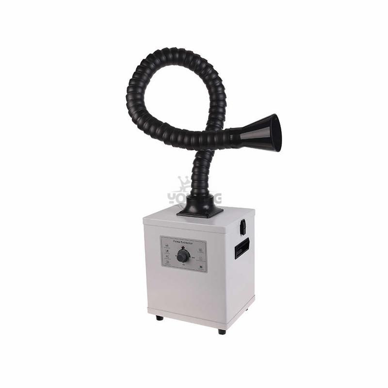 Fiber Laser Engraving Fume Extractor