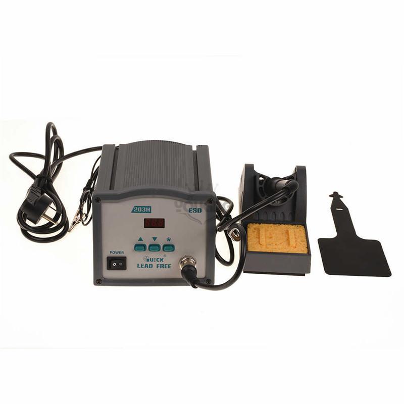 Digital Soldering Iron Rework Station - 203H