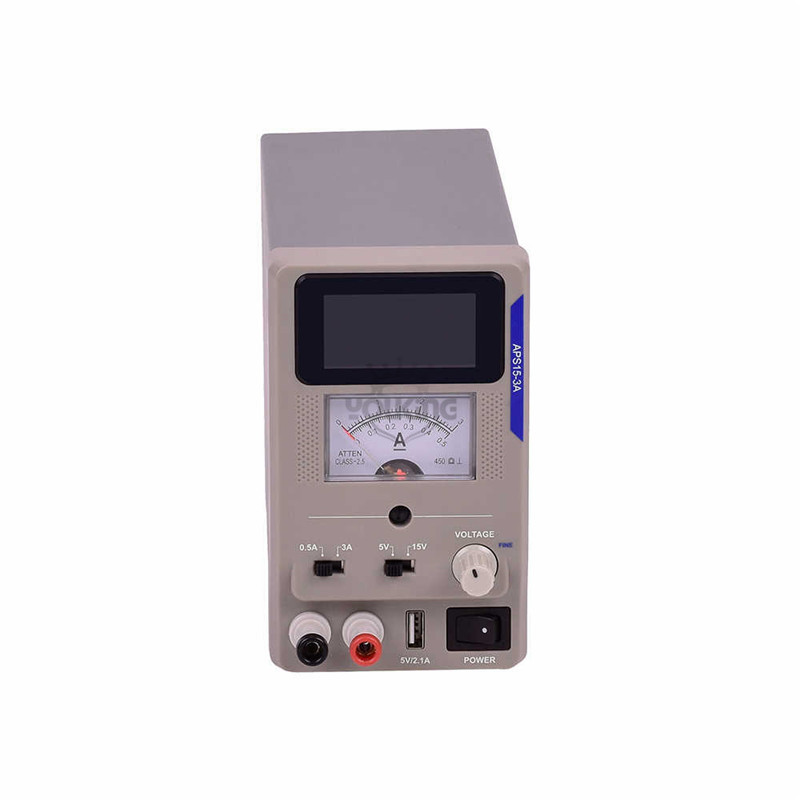 Communication Maintenance Power Supply For Mobile Phone Repair - APS15-3A