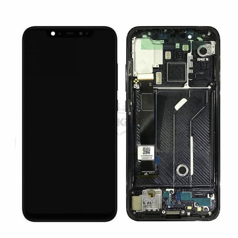 For Xiaomi Mi 8 LCD Digitizer Assembly With Frame Grade AAA