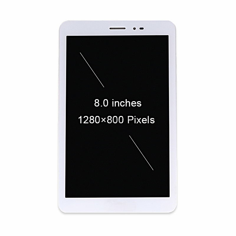 LCD Screen For Huawei T1 8.0 3G T1-821L T1-821 T1-821t T1-821W LCD Display With Touch Screen Digitizer Assembly Replacement
