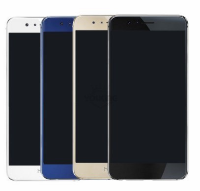 Factory Wholesale LCD Screen Assembly For Huawei Honor 8 FRD-L19 FRD-L09
