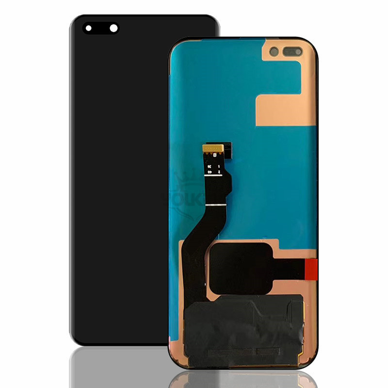Wholesale Phone Accessories LCD Screen Replacement for Huawei P40 Pro LCD Screen Complete