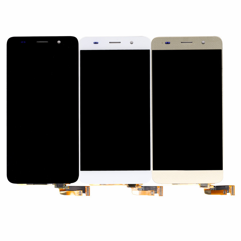 Mobile Phone Parts For Huawei Y6 LCD Screen Replacement