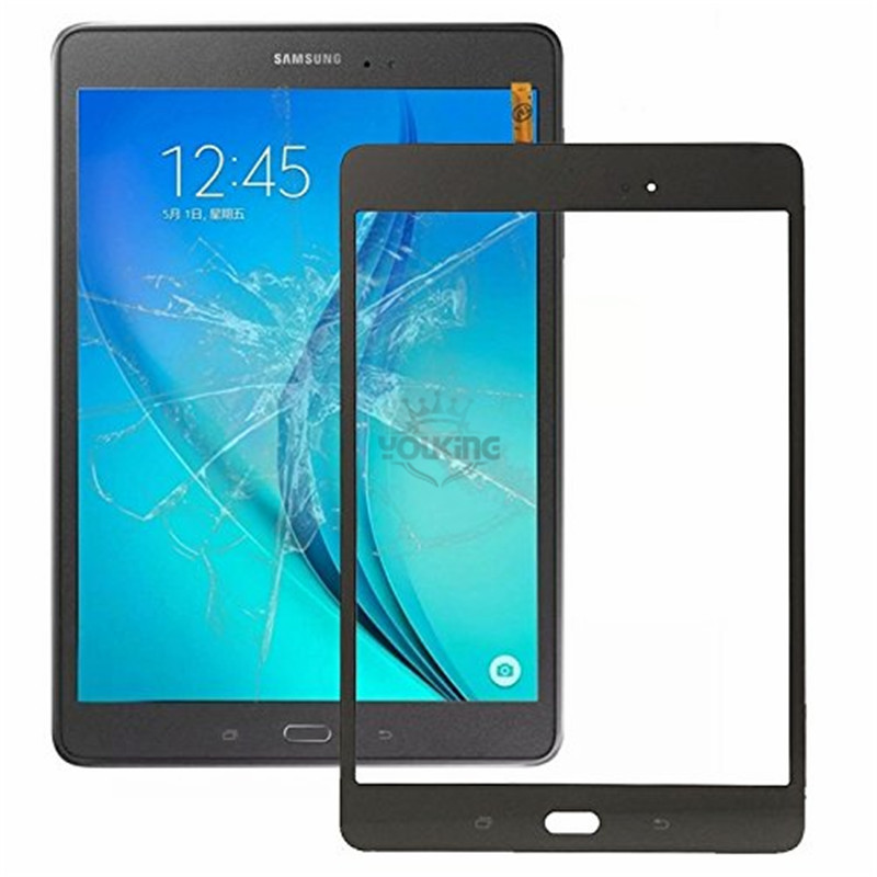 For Samsung Galaxy Tab A 8.0 T350 WiFi Version Tablet Touch Screen Digitizer Glass