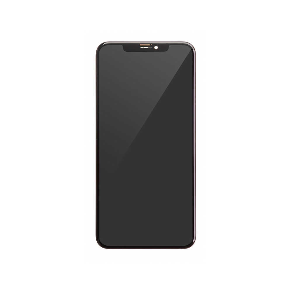 For Apple iPhone XS Max LCD Display and Touch Screen Digitizer Assembly with Frame Replacement - Black