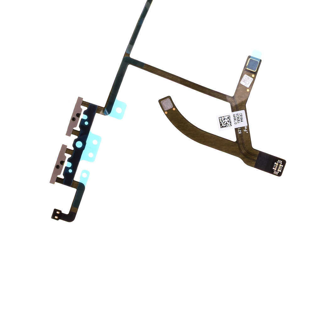 For Apple iPhone XS Max Volume Button Flex Cable Replacement