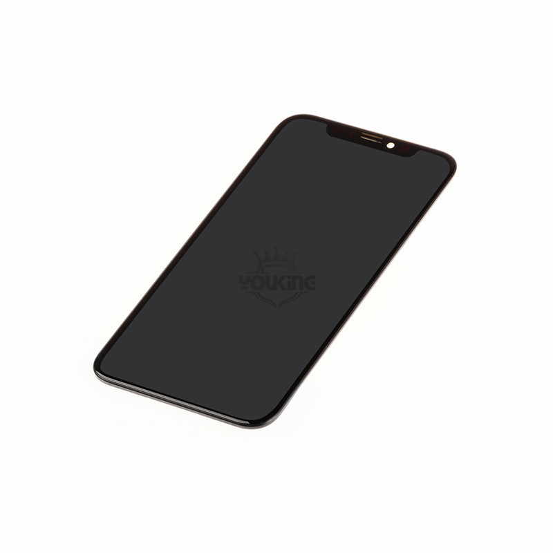 For Apple iPhone XS Flexible OLED Display and Touch Screen Digitizer Assembly with Frame Replacement