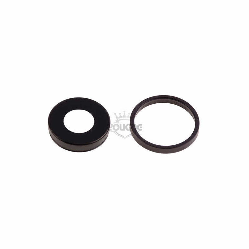 For Apple iPhone XR Rear Camera Frame with Lens