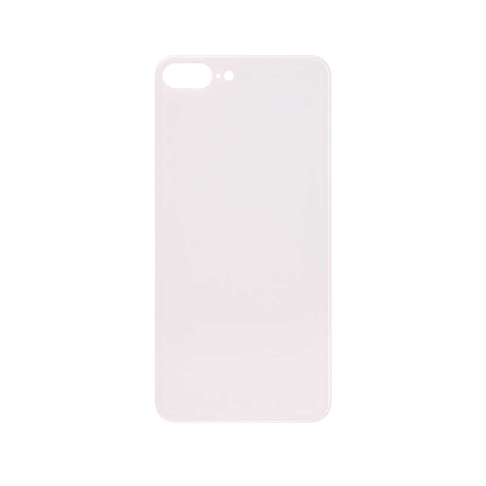 For Apple iPhone 8 Plus Back Glass Cover With Big Camera Hole Replacement