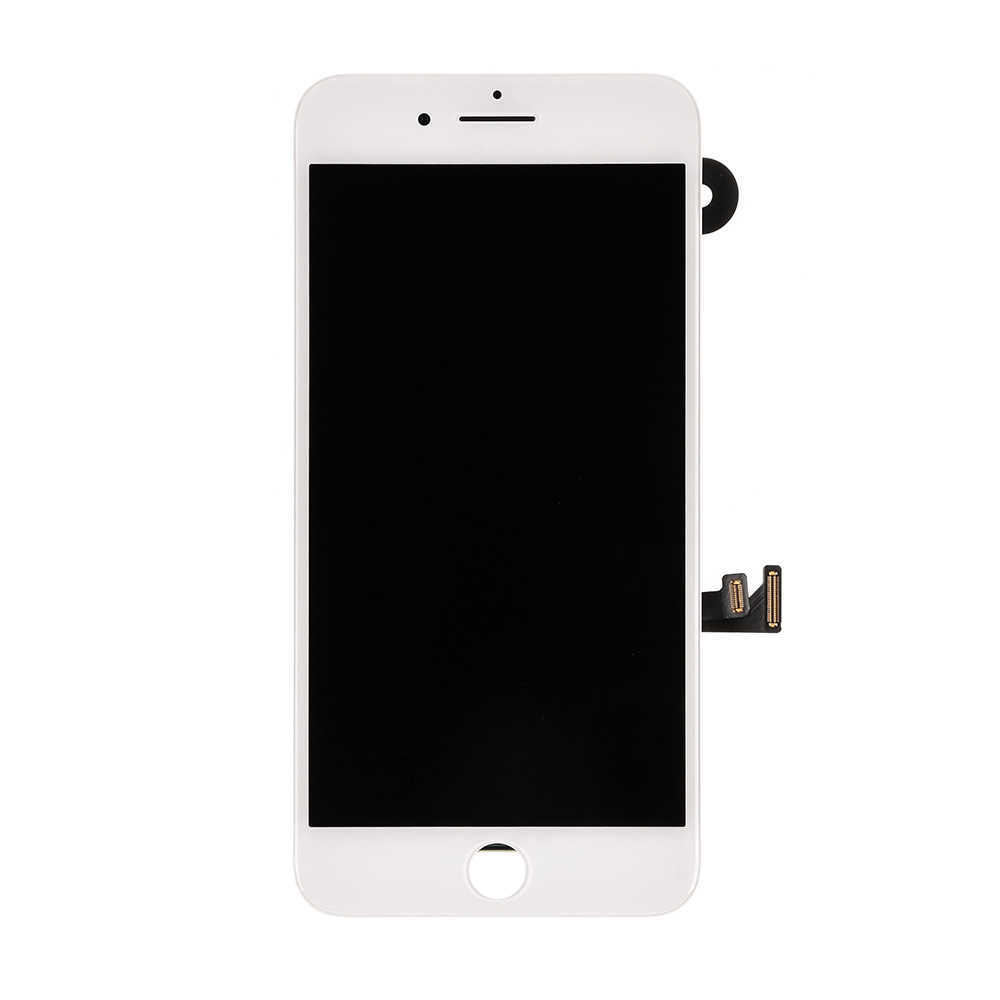 For Apple iPhone 8 Plus LCD Display and Touch Screen Digitizer Assembly With Frame and Components Replacement