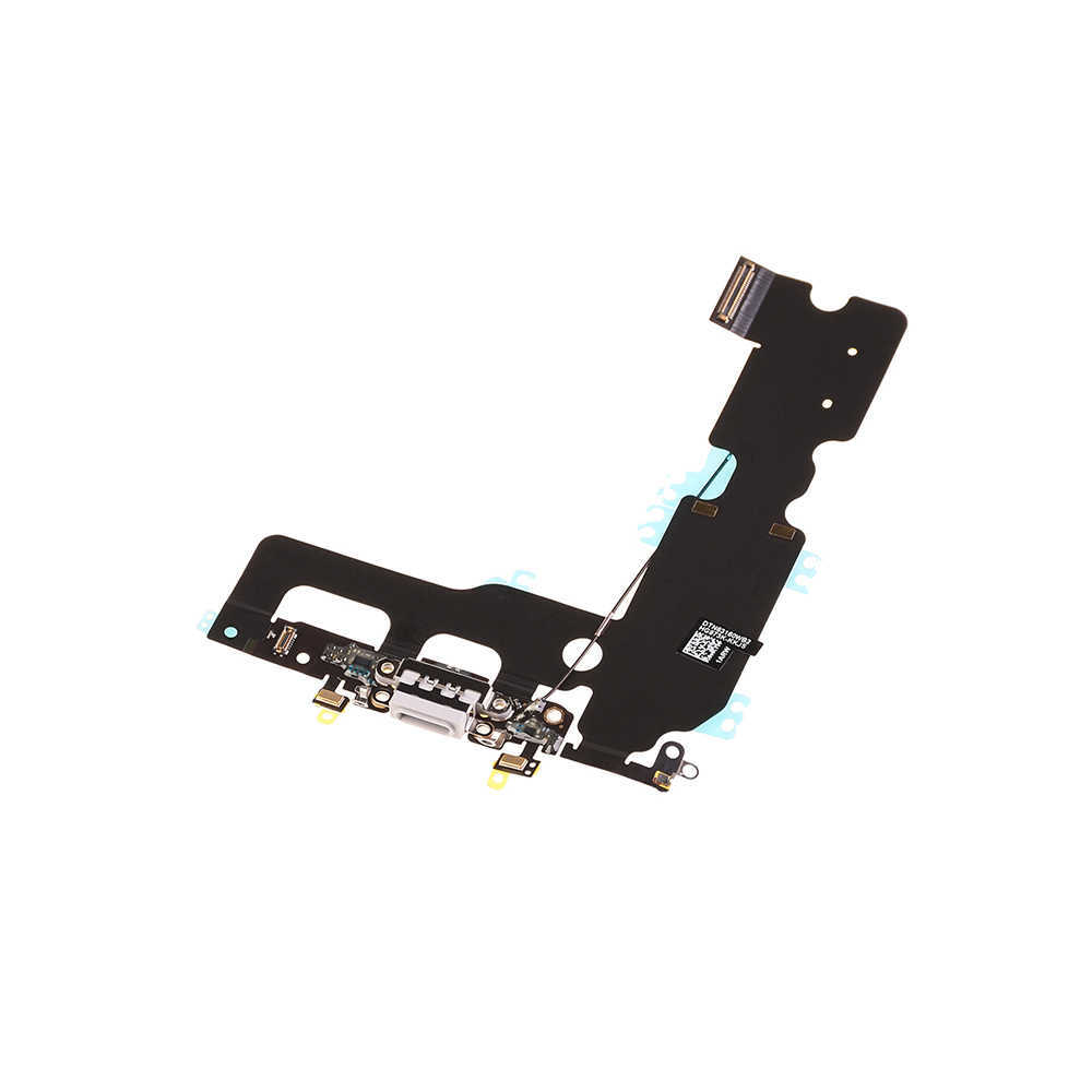 For Apple iPhone 7 Plus Charging Port Flex Cable Replacement White