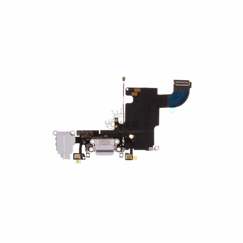 For Apple iPhone 6s Charging Port Flex Cable Replacement Rose Gold