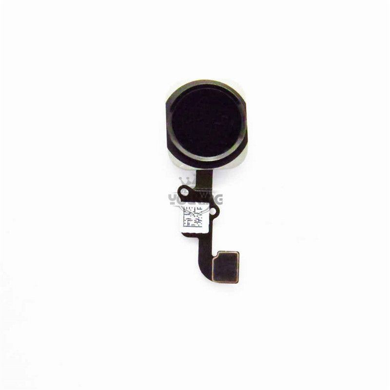 For Apple iPhone 6 Home Button Assembly Replacement Black