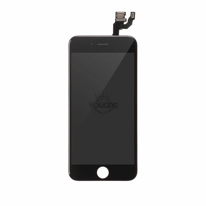 For Apple iPhone 6 LCD Display and Touch Screen Digitizer Assembly With Frame and Components Replacement