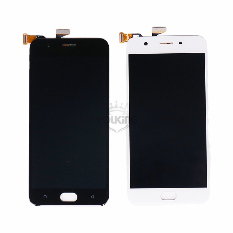 For Oppo A57 LCD Display Screen With Touch Digitizer Assembly