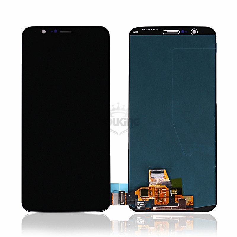 For Oneplus 5T LCD With Touch Screen Digitizer Assembly Replacement